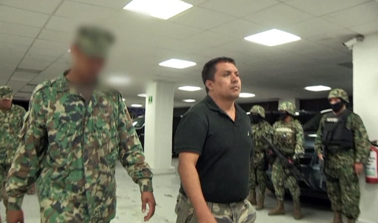 """La captura del líder de los Zetas en México, Miguel Treviño Morales (alias """"Z-40""""), afecta las operaciones de los Zetas en Guatemala."""